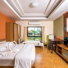 Отель Prew Lom Chom Nam комната для гостей