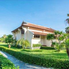 Отель Agribank Hoi An Beach Resort 3* Номер Делюкс с различными типами кроватей фото 23