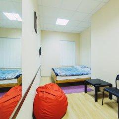 Мини-Отель Компас Номер с общей ванной комнатой с различными типами кроватей (общая ванная комната) фото 43