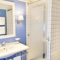 Отель Romantik Hotel Europe Швейцария, Цюрих - отзывы, цены и фото номеров - забронировать отель Romantik Hotel Europe онлайн ванная