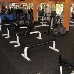 Agura Hotel фитнесс-зал фото 3