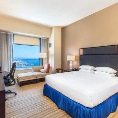 Отель Hilton San Diego Bayfront 4* Стандартный номер с различными типами кроватей фото 4