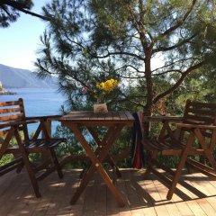 Отель Gemile Camping балкон