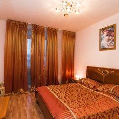 Апартаменты Алеся на Улице Малышева Апартаменты Эконом с различными типами кроватей