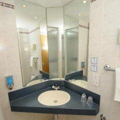 Отель Holiday Inn Express Glasgow City Centre Riverside 3* Стандартный номер с различными типами кроватей фото 10