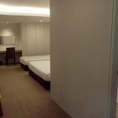 VIP Hotel 2* Улучшенный номер с двуспальной кроватью фото 8