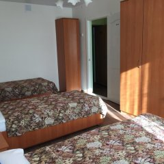 Гостиница Авиатор Номер Эконом разные типы кроватей (общая ванная комната) фото 3