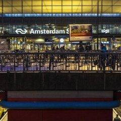 Отель Train Lodge Amsterdam Нидерланды, Амстердам - отзывы, цены и фото номеров - забронировать отель Train Lodge Amsterdam онлайн гостиничный бар