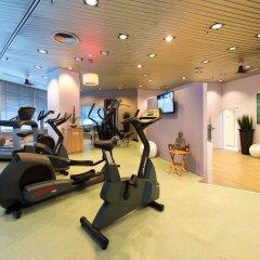 Leonardo Royal Hotel Frankfurt фитнесс-зал
