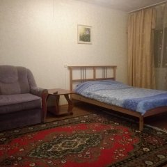 Апартаменты на Краснозвездной 9 Апартаменты с двуспальной кроватью фото 10