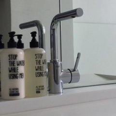Отель B&B Suites@FEEK Бельгия, Антверпен - отзывы, цены и фото номеров - забронировать отель B&B Suites@FEEK онлайн ванная