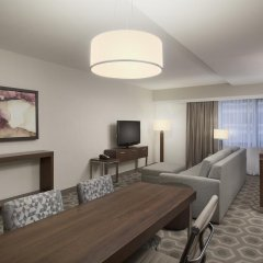 Отель Embassy Suites by Hilton Washington D.C. Georgetown 3* Стандартный номер с различными типами кроватей фото 2