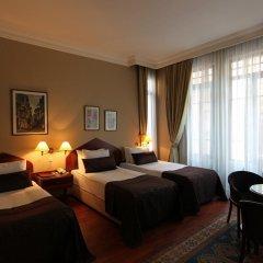 Vardar Palace Hotel 3* Стандартный номер разные типы кроватей фото 3