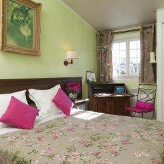 Отель Bersolys Saint-Germain Франция, Париж - отзывы, цены и фото номеров - забронировать отель Bersolys Saint-Germain онлайн комната для гостей фото 4