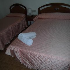 Отель Pension Lemus спа