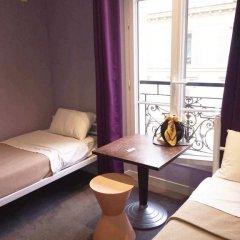 Отель Vintage Paris Gare du Nord by Hiphophostels Номер категории Эконом с различными типами кроватей фото 4