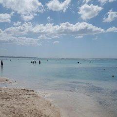 Отель Residence Oasis Доминикана, Бока Чика - отзывы, цены и фото номеров - забронировать отель Residence Oasis онлайн пляж фото 2