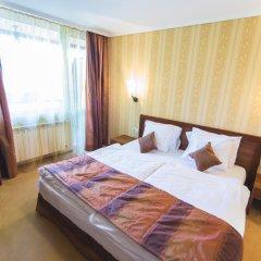 SPA Hotel Borova Gora 4* Люкс с различными типами кроватей фото 8