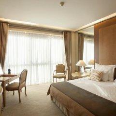 Отель Melia Athens 4* Улучшенный номер с разными типами кроватей