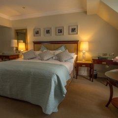 Bunratty Castle Hotel and Angsana Spa 4* Номер Делюкс с различными типами кроватей фото 2