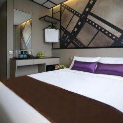 Hotel 81 (Premier) Hollywood 2* Номер Делюкс с различными типами кроватей фото 3