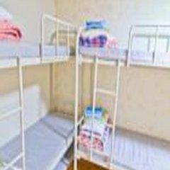 Отель Kimchee Hongdae Guesthouse Кровать в общем номере с двухъярусной кроватью фото 15
