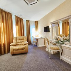 Гостиница Виктория На Замковой Минск комната для гостей фото 5