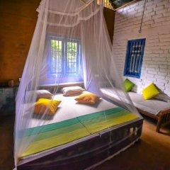 Отель Back of Beyond - Safari Lodge Yala 3* Бунгало с различными типами кроватей фото 8