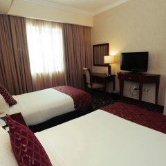 Cassells Al Barsha Hotel by IGH 4* Стандартный номер с различными типами кроватей фото 2