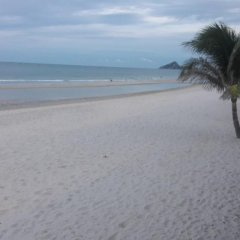 My Way Hua Hin Music Hotel пляж фото 2