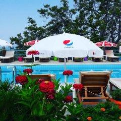 Отель Lukova Holidays Албания, Саранда - отзывы, цены и фото номеров - забронировать отель Lukova Holidays онлайн бассейн