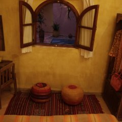 Отель Riad Azenzer сауна