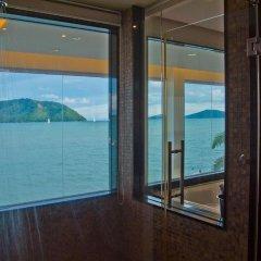 Отель Raya Beachloft ванная фото 2