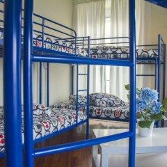 Хостел Nicely Кровать в общем номере с двухъярусной кроватью фото 14