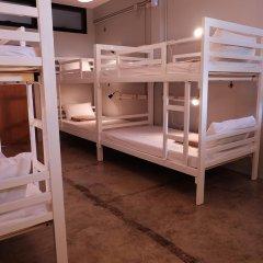 Petit Hostel Кровать в общем номере с двухъярусной кроватью фото 7
