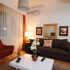 Отель Cheya Gumussuyu Residence 4* Апартаменты с различными типами кроватей фото 36