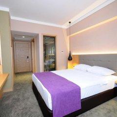 Candan Citybeach Hotel Мармарис комната для гостей фото 4