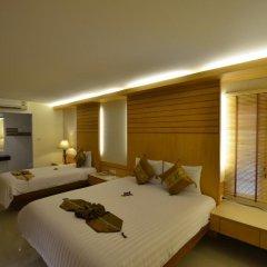 Отель Patong Terrace спа