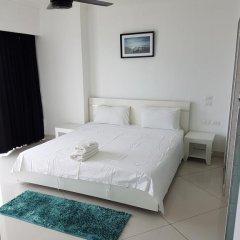Отель Vtsix Condo Service at View Talay Condo Апартаменты с различными типами кроватей фото 21