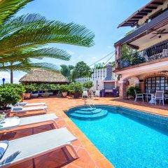 Отель The Pool House By Casa Muni бассейн фото 2