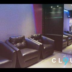 Отель Cloud Nine Lodge Бангкок развлечения