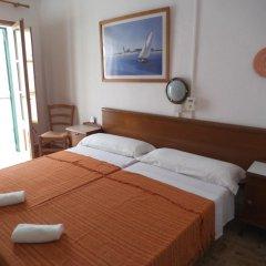 Отель Casa de Huespedes la Pena комната для гостей