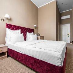 Гостиница Фортис 3* Номер Эконом с двуспальной кроватью фото 3