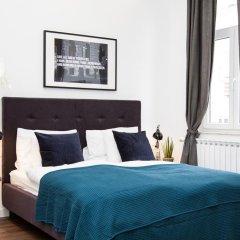 Апартаменты Irundo Zagreb - Downtown Apartments Студия Делюкс с различными типами кроватей фото 12
