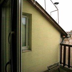 Penthouse Privates Hostel Будапешт балкон