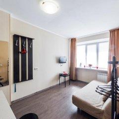 Мини отель Ваша студия Студия разные типы кроватей фото 10