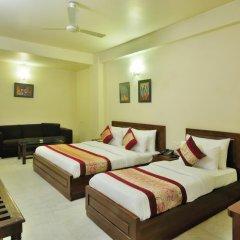 Отель Shanti Villa 3* Стандартный номер с различными типами кроватей фото 5