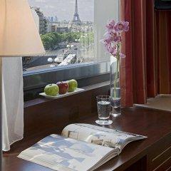 Отель Hôtel Concorde Montparnasse 4* Номер Делюкс с различными типами кроватей фото 9