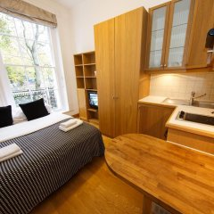 Апартаменты Studios 2 Let Serviced Apartments - Cartwright Gardens Студия с различными типами кроватей фото 25