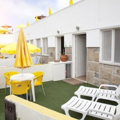 Отель Sintra Sol - Apartamentos Turisticos Студия разные типы кроватей фото 19